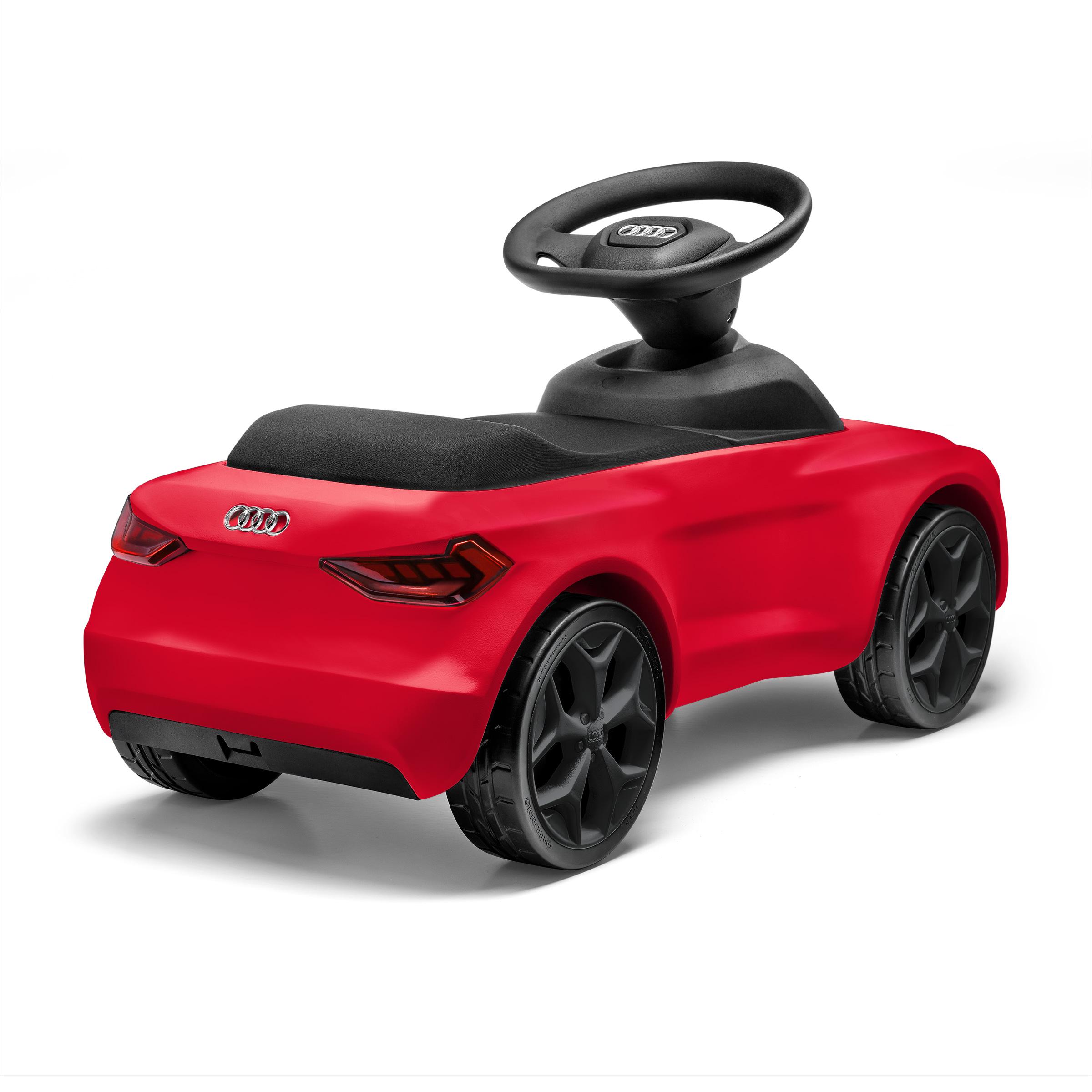 Audi Junior quattro, Kinder, rot