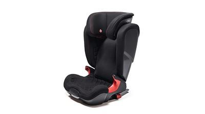Kindersitz Kidfix XP  schwarz/rot