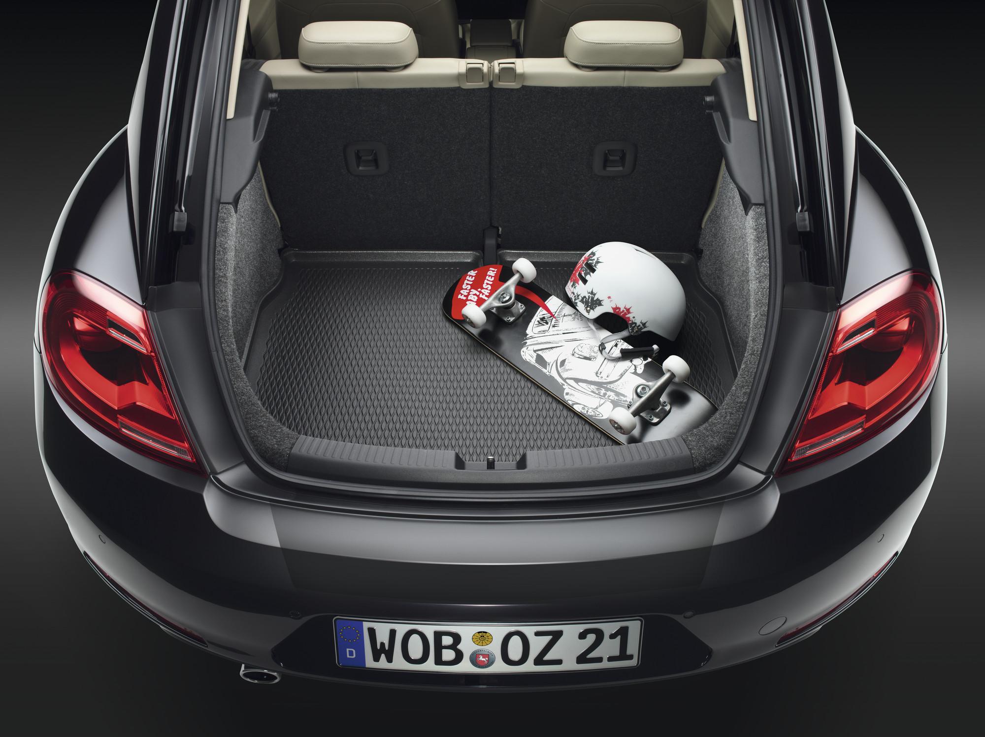 Volkswagen Original Gepäckraumeinlage für Beetle Coupe