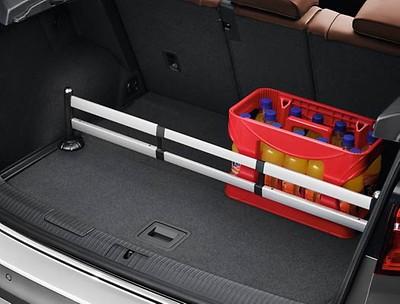Gepäckraumeinsatz Kofferraum-Steckmodul