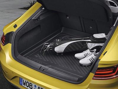 Gepäckraumschale für Fahrzeuge mit erhöhtem Ladeboden
