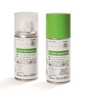 Lackspray-Set Kiwi-Grün