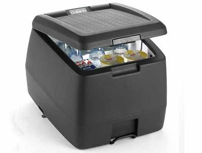 Kühlbox und Warmhaltebox 32 Liter Volumen, anthrazit