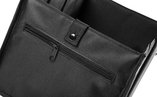 Einkaufskorb Simply Clever, Schwarz 40cm