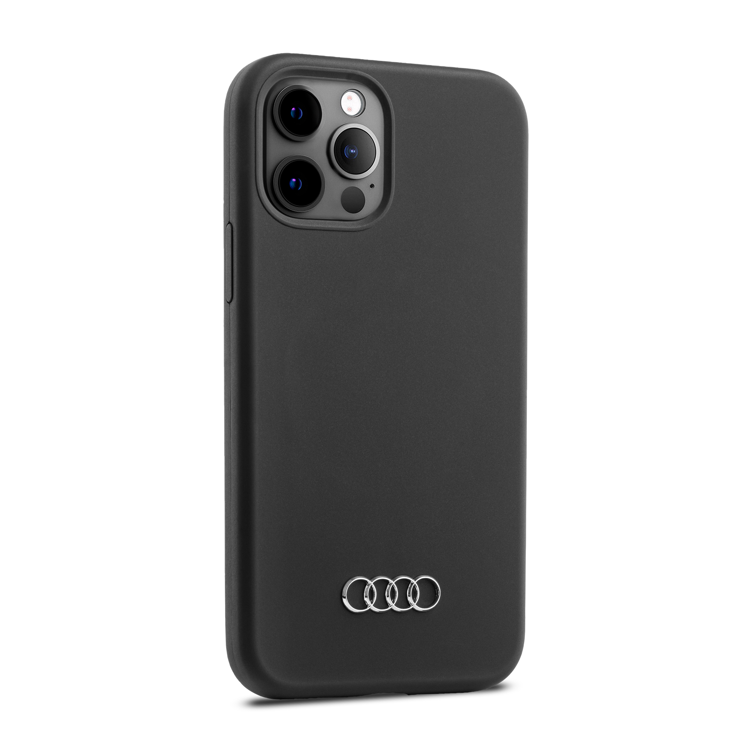Audi Smartphonecase, iPhone12/12Pro, schwarz