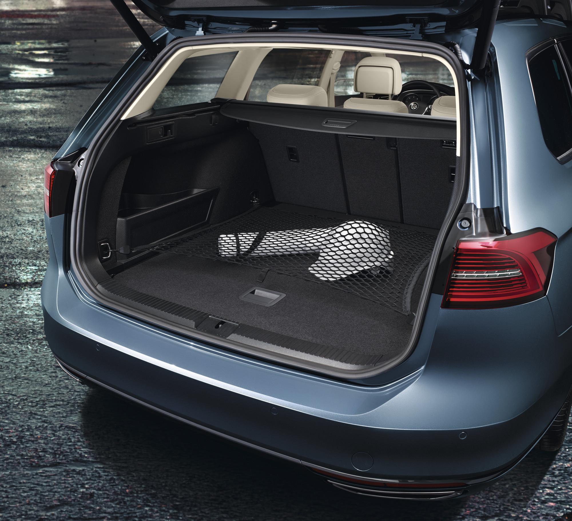 Volkswagen Original Gepäcknetz für Limousine