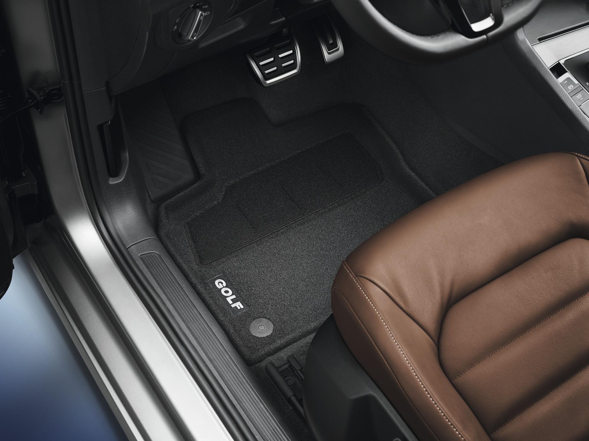 Volkswagen Original Textilfußmatten Optimat