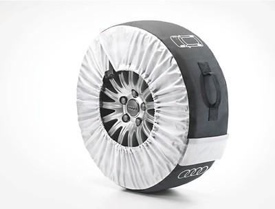 Rädertaschen Größe L, Geeignet für Reifen mit einem Umfang bis 2.070mm und einem Durchmesser bis 660mm