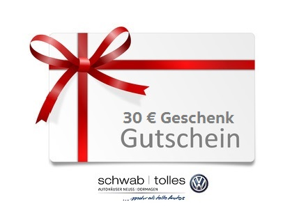 30 € Geschenkgutschein für Teile & Zubehör