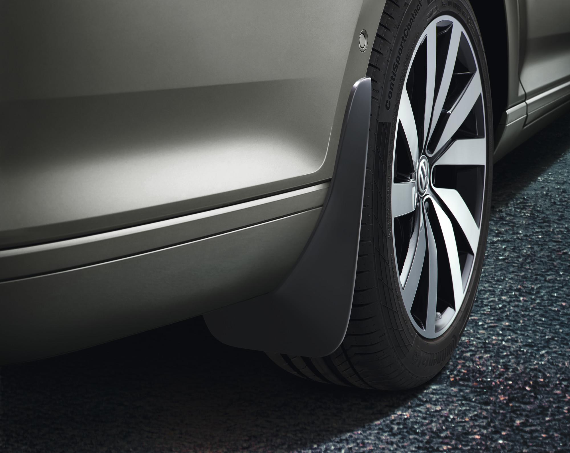 Volkswagen Original Schmutzfänger hinten