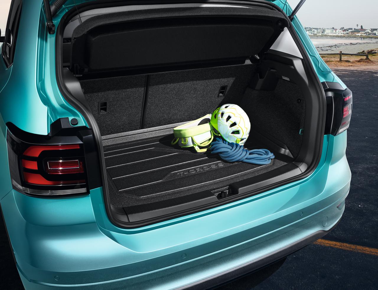 Gepäckraumeinlage Basis-Ladeboden