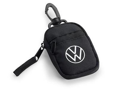 Schlüsseltasche Schwarz, RFID-Schutz